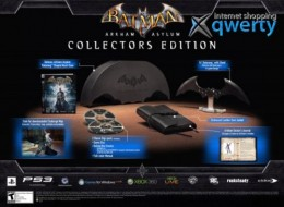 Batman Arkham Asylum Collectors Edition  PS3