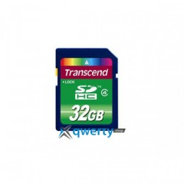 Transcend SDHC 32 GB Class 4 TS32GSDHC4