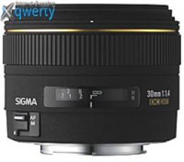 Sigma AF 30mm F1.4 EX DC HSM Canon Официальная гарантия!