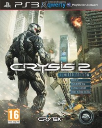 Crysis 2. Limited edition  PS3
