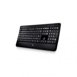 Клавиатура Logitech Wireless Illuminated K800, 920-002395