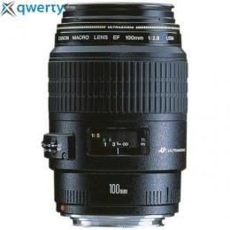 Canon EF 100mm f/2.8 Macro USM Официальная гарантия! купить в Одессе