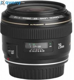Canon EF 28mm f/1.8 USM Официальная гарантия!
