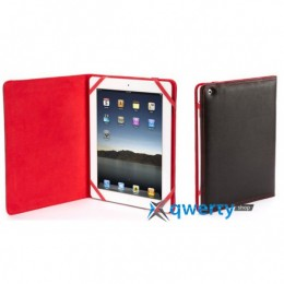 Griffin Passport Black/Red for New iPad/iPad 2  (GB03771)