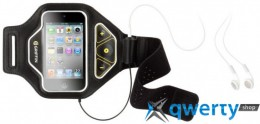 Griffin AeroSport Controls Black for iPod touch 4G  (GB01721)