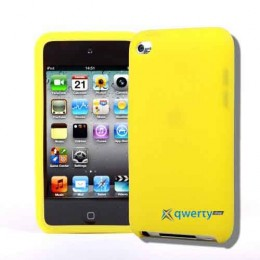 Silicon Case iPod Touch 4Gen Yellow
