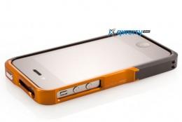 Element Case Vapor4 Pro black/bronze for iPhone 4/4S