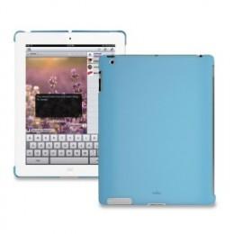 Накладка Puro iPad 2 back голубая IPAD2BCOVERLBL