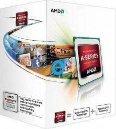 CPU AMD Trinity X4 A8-5500 BOX AD5500OKHJBOX