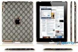 Kingpad iPad 2 Gucci Gray/Black