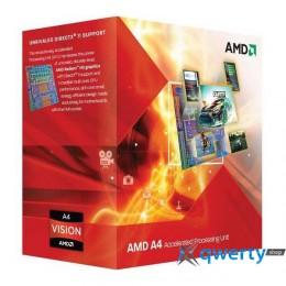 AMD LIano X2 A4-3400 BOX AD3400OJHXBOX, AD3400OJGXBOX