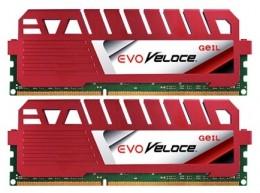 2x4096Mb DDR3 1600Mhz GeIL 9-9-9-28 VELOCE CL9 GEV38GB1600C9DC