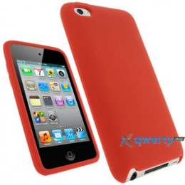 Silicon Case iPod Touch 4Gen Red