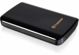 Transcend 1Tb StorJet 2'5 USB 2.0/3.0 Black TS1TSJ25D3