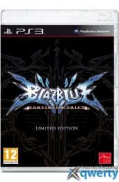 Blazblue .Continuum Shift Limited Edition PS3