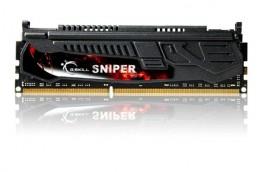2x4096Mb DDR3 2133Mhz G.Skill 9-11-10-28 Sniper series (F3-17000CL9D-8GBSR)
