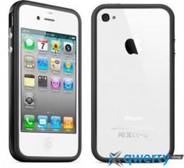 Bumper для iPhone 4/4S black