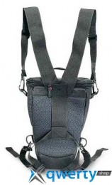 Lowepro Topload Zoom Chest Harness Black