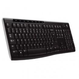 Logitech Wireless Keyboard K270 Rus (920-003757)
