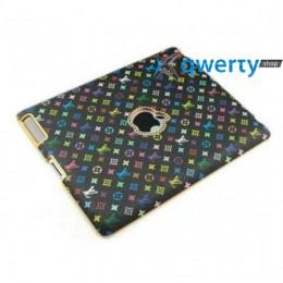 Kingpad iPad 2 Monogram Multicolor black