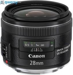 Canon EF 28mm f/2.8 IS USM Официальная гарантия! купить в Одессе