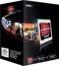 CPU AMD Trinity X4 A10-5800K Black Edition BOX AD580KWOHJBOX