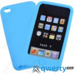 Protective Case for iPod Touch 4gen Light Blue