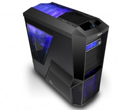 Zalman Z11 PLUS (Black) без БП