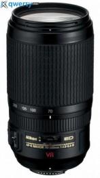 Nikon 70-300mm f/4.5-5.6G VR AF-S Nikkor Официальная гарантия!