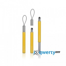 SGP Stylus Pen Kuel H10 Series Reventon Yellow for iPad/iPhone/iPod (SGP07520)