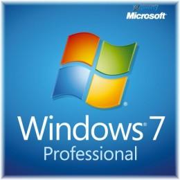 Windows 7 SP1 Professional 32-bit Russian OEM DVD FQC-04671