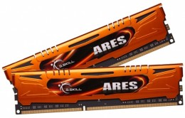 2x4096Mb DDR3 2133Mhz G.Skill 11-11-11-30 1.6V ARES LP series Orange (F3-2133C11D-8GAO)