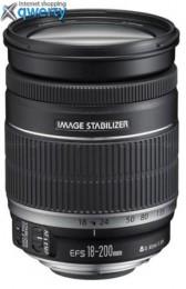 Canon EF-S 18-200mm f/3.5 - 5.6 IS Официальная гарантия!