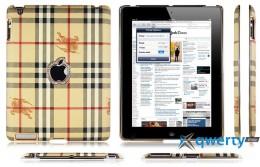 Kingpad iPad 2 Burberry beige