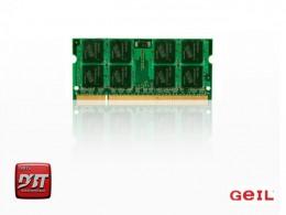 SODIMM 4096Mb DDR3 1333Mhz Geil Original (GS34GB1333C9S)