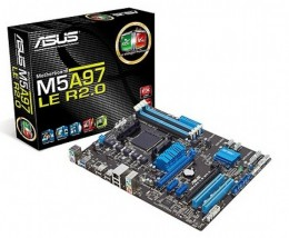 ASUS Socket AM3 M5A97 LE R2.0