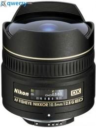 Nikon 10.5mm f/2.8 G ED AF DX Fisheye Nikkor