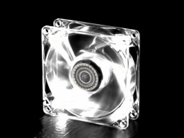 Cooler Master BC 80 LED FAN, 80мм, белая подсветка (R4-BC8R-18FW-R1)