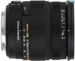 Sigma 17-70mm f/2.8-4.0 DC MACRO OS HSM Nikon