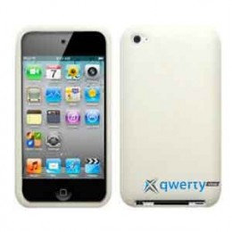 Silicon Case iPod Touch 4Gen White