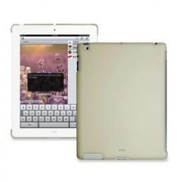 Накладка Puro iPad 2 back бежевая IPAD2BCOVERECR