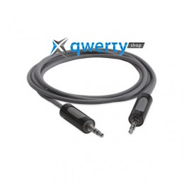 Griffin Auxiliary Audio Cable Black for  iPad/iPhone/iPod (GC17062)