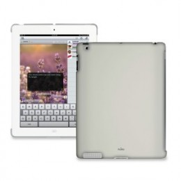Накладка Puro iPad 2 back серая IPAD2BCOVERBGREY
