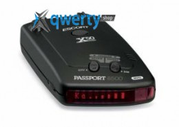 Escort Passport 8500 X50 Red INTL