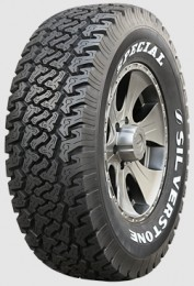 SILVERSTONE AT 117 SPECIAL (OWL) 235/75 R15 105 S