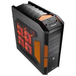AEROCOOL PGS XPREDATOR Evil Black-Black/Orange (EN56472)