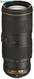Nikon 70-200mm f/4.0G ED VR AF-S Nikkor (JAA815DA) Официальная гарантия!