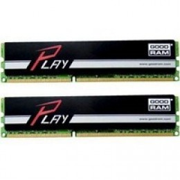 16GB DDR3 (2x8GB) 1866MHz GOODRAM Play Black (GY1866D364L10/16GDC)