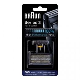 BRAUN блок+сетка series 3 30B
