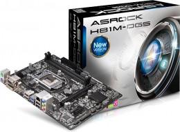 ASRock s1150 H81M-DGS